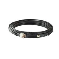 Moxa Wireless antenna cable Câble coaxial - Noir