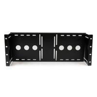 StarTech.com Support de fixation d'écran LCD VESA universel pour rack ou armoire 48 cm Accessoire de racks .....