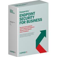 Kaspersky Lab Endpoint Security f/Business - Select, 15-19u, 1Y, GOV Logiciel