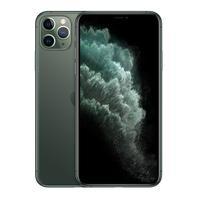Apple iPhone 11 Pro Max Vert nuit Smartphone - 64GB