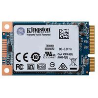 Kingston Technology UV500 120GB mSATA SSD - Blauw, Goud, Wit
