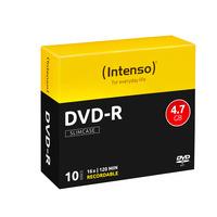 Intenso DVD-R 4.7GB, 16x DVD vierge
