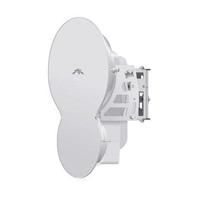 Ubiquiti Networks airFiber 24 - 24 GHz Point-to-Point Gigabit Radio Antenne - Wit