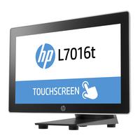HP Monitorstandaard voor L7016t Dvd/audio apparatuur houder - Zwart,Zilver