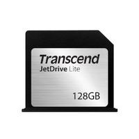 Transcend JetDrive Lite 130 128GB Flashgeheugen - Zwart,Zilver