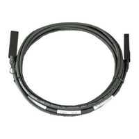 DELL 5m, 10GbE SFP+ Direct Attach Cables - Kit Câble InfiniBand - Noir