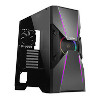 Antec DA601 Boîtier d'ordinateur - Noir