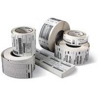 Zebra Z-Select 2000D 101.6 x 152.4 mm Etiket - Zwart, Wit