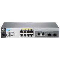 Hewlett Packard Enterprise Aruba 2530 8 PoE+ Switch - Gris