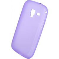 Xccess TPU Case Samsung Galaxy Ace 2 I8160 Transparent Purple