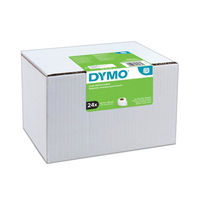 DYMO LW - Large Address Labels - 36 x 89 mm - S0722390 Etiket - Wit
