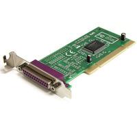 StarTech.com Carte Adaptateur PCI vers 1 Port Parallèle - Faible Encombrement - Low Profile Adaptateur .....