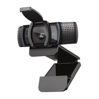 Logitech C920e HD 1080p Webcam - Noir