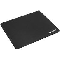 Sandberg Mousepad Black Tapis de souris - Noir