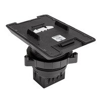 Crestron Electronics Swivel Mount for Crestron Flex Tabletop Small Room Conference System - Zwart