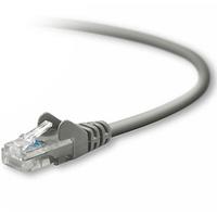 Belkin CAT5e Patch Cable Snagless Molded Netwerkkabel - Grijs