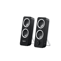 Logitech Z200 Stereo Speakers Rijk stereogeluid Luidspreker - Zwart
