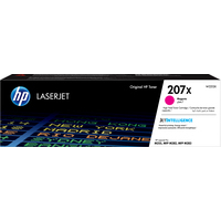 HP Toner magenta LaserJet 207X authentique grande capacité Toner