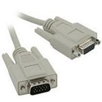 C2G 2m HD15 M/F SVGA Cable - Gris