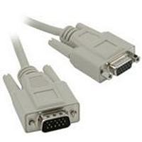 C2G 2m HD15 M/F SVGA Cable - Grijs