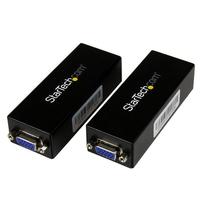StarTech.com Extendeur vidéo VGA sur Cat5 – point à point (série UTPE) Rallonges AV - Noir
