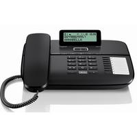 Gigaset DA710 Téléphone - Noir