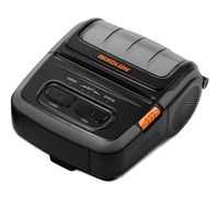Bixolon SPP-R310 Imprimante point de vent et mobile - Noir, Gris