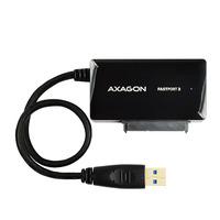 Axagon ADSA-FP3 USB 3.0 - SATA 6G, 22 cm Interfaceadapter - Zwart
