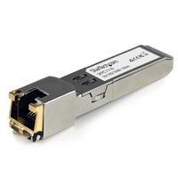 StarTech.com Module de transcepteur SFP Gigabit RJ45 en cuivre compatible Cisco SFP-GE-T - Mini-GBIC avec .....