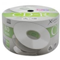 XLayer CD-R 80, 52x, 50 Shrink Pack CD