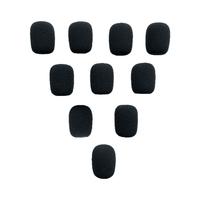BlueParrott VR12 Foam Microphone Cushions Casque / oreillette accessoires - Noir