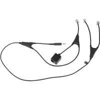 Jabra Alcatel Adapter Koptelefoon accessoires