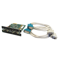 APC Additional Management Cards and Options Adaptateur Interface