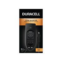 Duracell DRINV15-EU Adaptateur de puissance & onduleur - Noir