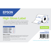 Epson High Gloss Label Etiket