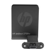 HP Jetdirect USB sans fil 2700W Serveur d'impression - Noir