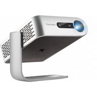 Viewsonic LED draagbare projector met Wifi, Bluetooth en Harman Kardon speakers Beamer - Zilver