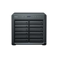 "Synology DiskStation Intel Atom C3538, 4 Go DDR4, 12x 2.5/3.5"" SATA HDD, RJ-45, USB 3.2, PCIe, 270x300x340 mm ....."