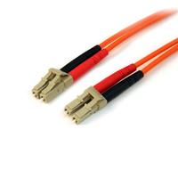 StarTech.com Câble patch à fibre optique duplex 50/125 multimode 10 m LC - LC Câble de fibre optique
