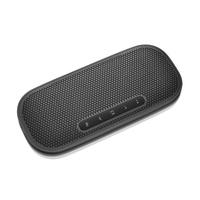Lenovo NFC, Bluetooth 5.0, 4 Watt, Grey Draagbare luidsprekers - Zwart