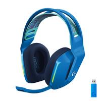 Logitech G G733 wireless gaming Casque - Bleu