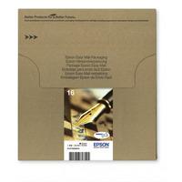 Epson Multipack 4-colour 16 EasyMail - Cyaan,Zwart,Magenta,Geel