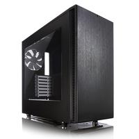 Fractal Design Define S - Window Computerbehuizing - Zwart