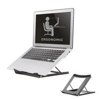 Neomounts by Newstar opvouwbare laptop stand Laptop steun - Zwart