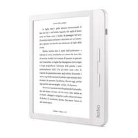 Rakuten Kobo Libra H2O Lecteur de livre électronique - Blanc