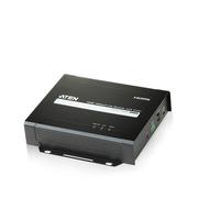 Aten HDMI HDBaseT-Lite ontvanger met schaler (1080p bij 70 m), (HDBaseT Class B) AV extenders - Zwart