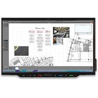 Smart Board 7075 Pro Interactieve whiteboard - Zwart