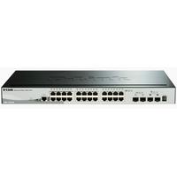 D-Link DGS-1510 Switch - Zwart