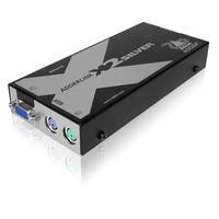 ADDER Link X2-Silver Console à rallonger - Noir