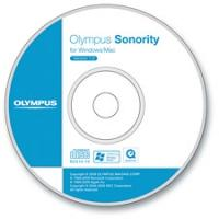 Olympus Sonority Plus CD-ROM Service management software